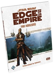 Star Wars Edge of The Empire Far Horizons RPG