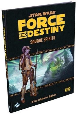 Star Wars Force and Destiny RPG Savage Spirits