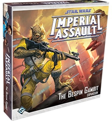 Star Wars Imperial Assault - The Bespin Gambit Expansion