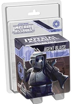 Star Wars Imperial Assault - Agent Blaise Villain Pack