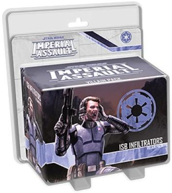Star Wars Imperial Assault - ISB Infiltrators Villain Pack