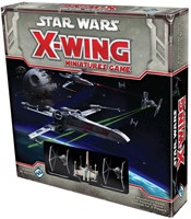 Star Wars: X-Wing Miniatures Game-1