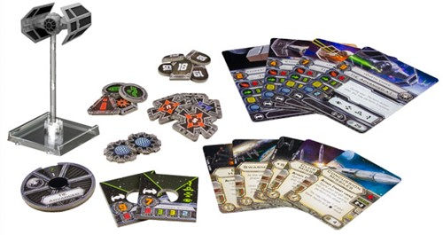 Star Wars X-wing - TIE Advanced Expansion-3