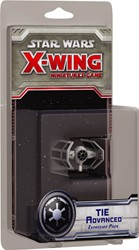 Star Wars X-wing - TIE Advanced Expansion