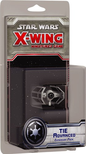 Star Wars X-wing - TIE Advanced Expansion-1