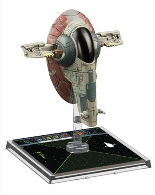 Star Wars X-wing - Slave 1 Expansion