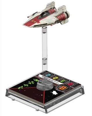 Star Wars X-wing - A-wing Expansion