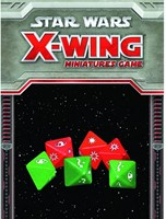 Star Wars X-wing - Dice Pack