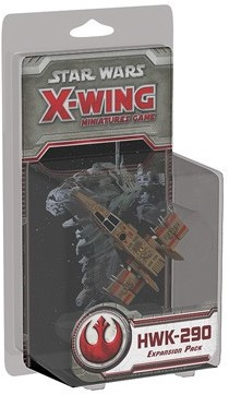Star Wars X-wing - HWK-290 Light Freighter Expansion