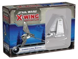 Star Wars X-wing - Lambda-Class Shuttle Expansion