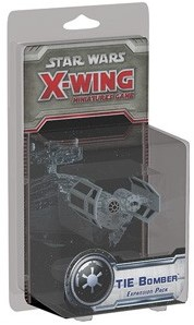 Star Wars X-wing - TIE Bomber Expansion-1