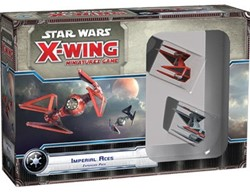 Star Wars X-wing - Game Imperial Aces Expansion