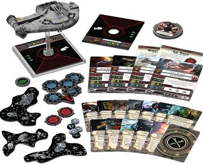 Star Wars X-wing - YT-2400 Freighter Expansion-2