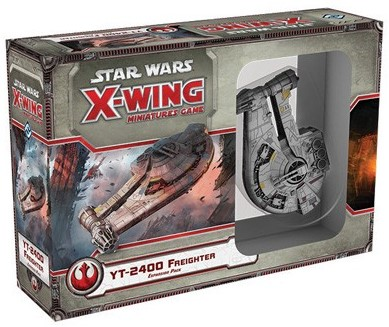 Star Wars X-wing - YT-2400 Freighter Expansion