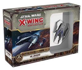 Star Wars X-wing - IG-2000 Expansion