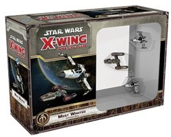 Star Wars X-wing - Most Wanted Expansion