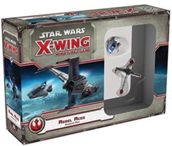 Star Wars X-wing - Rebel Aces Expansion