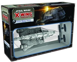 Star Wars X-wing - Imperial Assault Carrier Expansion