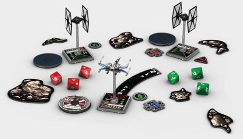 Star Wars X-wing - The Force Awakens Core Set-2