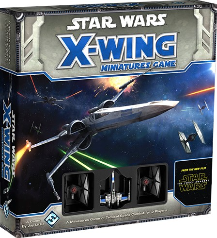 Star Wars X-wing - The Force Awakens Core Set-1