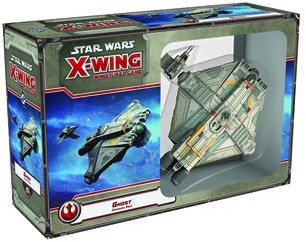 Star Wars X-wing - Ghost Expansion