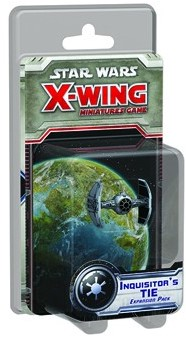 Star Wars X-wing - Inquisitor's TIE Expansion