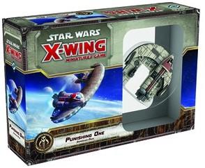 Star Wars X-wing - Punishing One Expansion