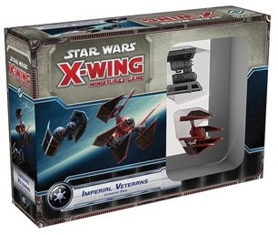 Star Wars X-wing - Imperial Veterans Expansion