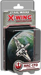 Star Wars X-wing - ARC-170 Expansion