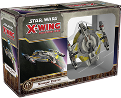 Star Wars X-wing - Shadow Caster Expansion