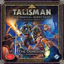Talisman Uitbreiding: The Dungeon