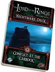 Lord of the Rings - Conflict at the Carrock Nightmare Deck