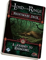 Lord of the Rings - A Journey to Rhosgobel Nightmare Deck