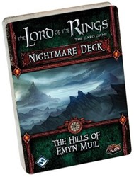 Lord of the Rings - The Hills of Emun Muil Nightmare Deck