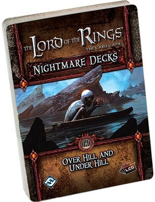 Lord of the Rings - Over Hill and Under Hill Nightmare Deck-1