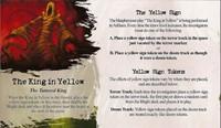 Arkham Horror Uitbreiding - The King In Yellow-3