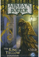 Arkham Horror Uitbreiding - The King In Yellow (Open geweest)