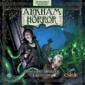 Arkham Horror Uitbreiding - Kingsport Horror-1