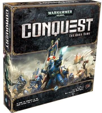 Warhammer 40K Conquest LCG-1