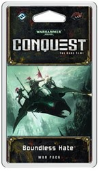 Warhammer 40K Conquest LCG Boundless Hate War Pack
