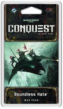 Warhammer 40K Conquest LCG Boundless Hate War Pack