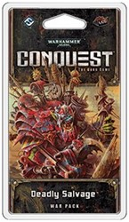 Warhammer 40K Conquest LCG Deadly Salvage War Pack