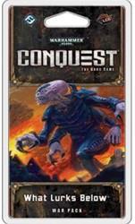 Warhammer 40K Conquest LCG What Lurks Below War Pack