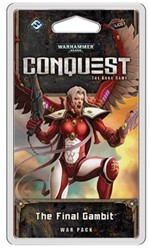 Warhammer 40K Conquest LCG The Final Gambit War Pack