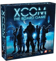 XCOM The Board Game