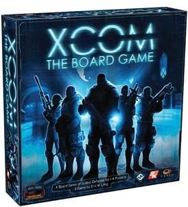 XCOM The Board Game