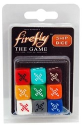Firefly: Ship Dice