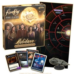 Firefly: Kalisada Rim Space Expansion Set
