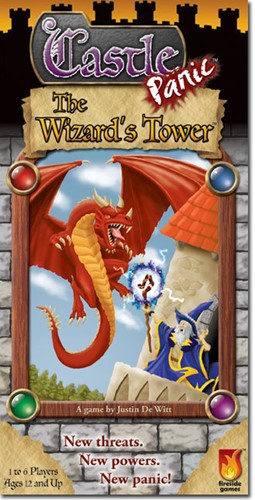 Castle Panic - Wizard's Tower