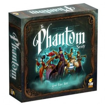 The Phantom Society-1